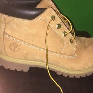 4 inch Waterproof Timberland Chukka boots